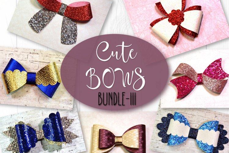 Bow svg template for Cricut Owl bow template svg Hair bow svg template DIY owl bow template printable