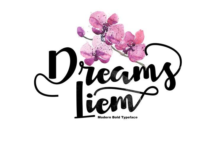 Dreams Liem example image 1