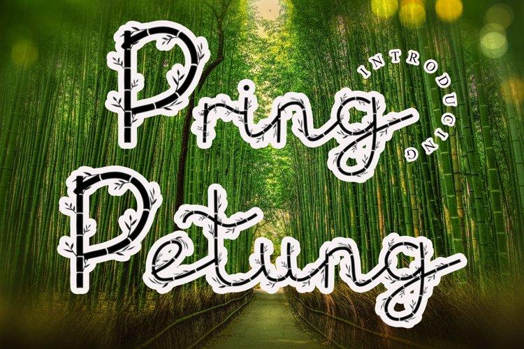 Pring Petung example image 1