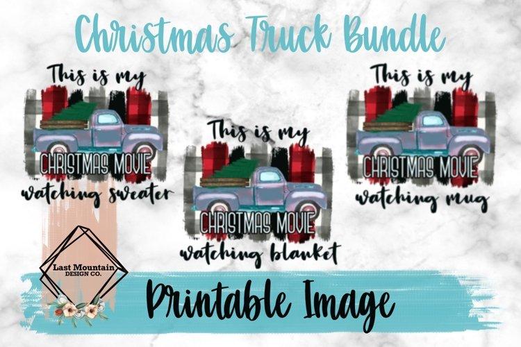 Christmas Truck Bundle