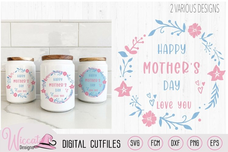 Happy mothers day flower quote example 1