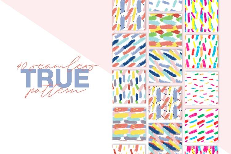 40 True Pattern example image 1