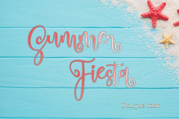 Summer Fiesta example image 1