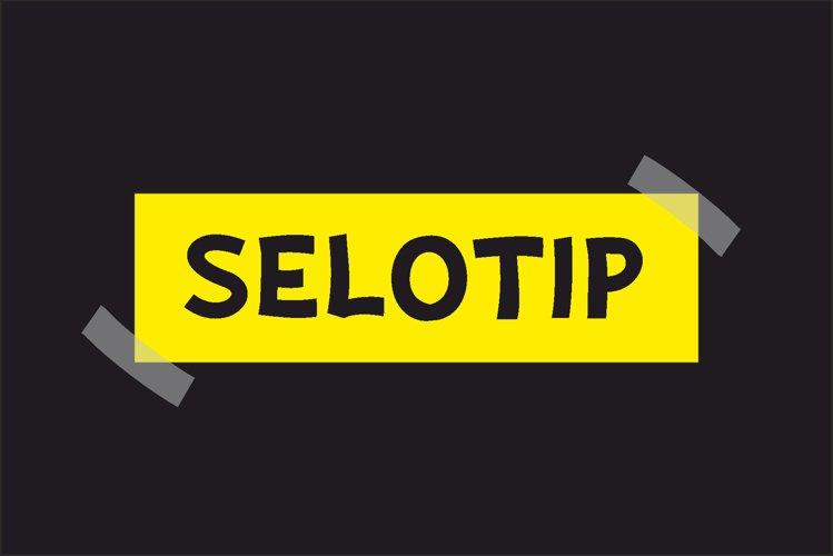 selotip example image 1