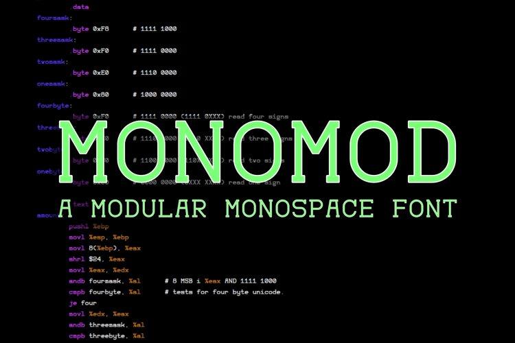 Monomod