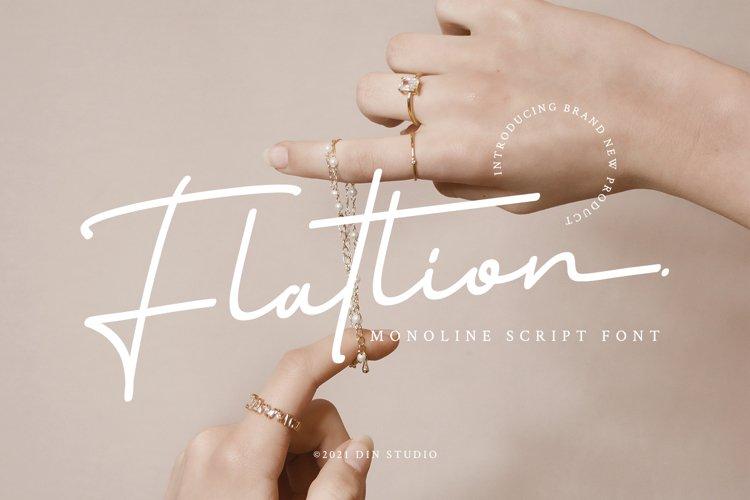 Flatlion example image 1