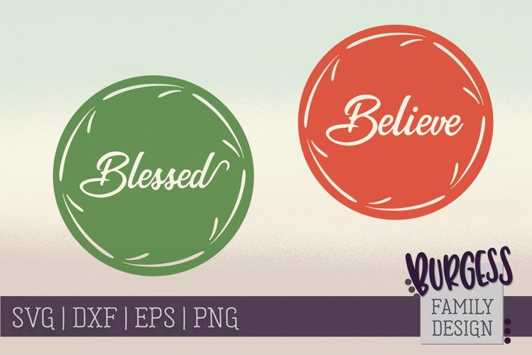 Christmas bundle | SVG DXF EPS PNG example 3