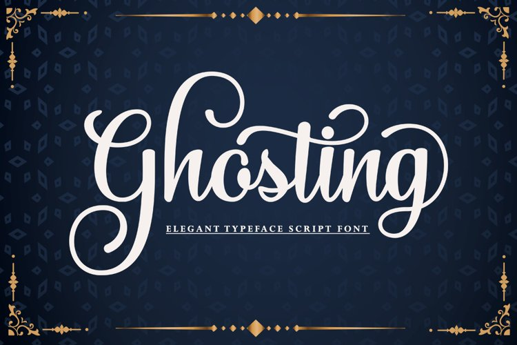 Ghosting Script example image 1