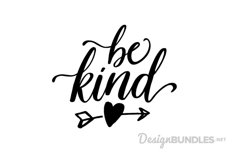 Be Kind example