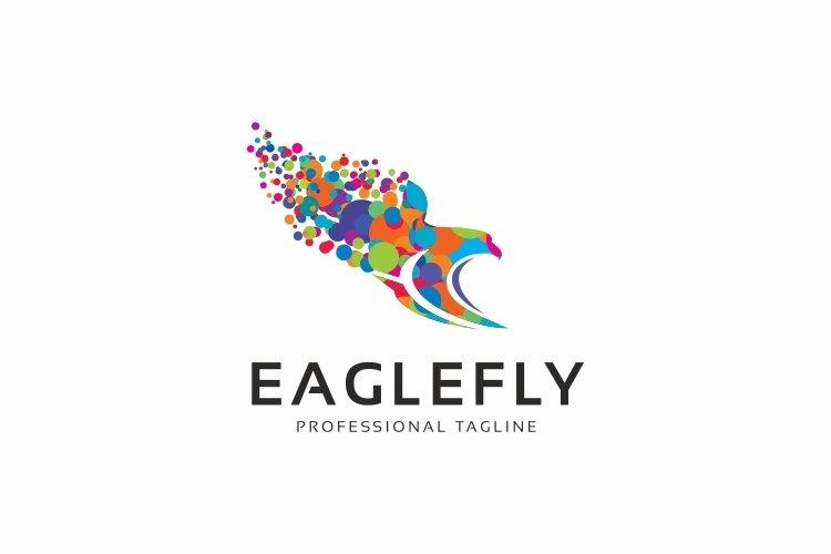 Eagle Fly Logo example image 1