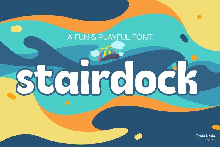 Stairdock - Fun Cute Sans