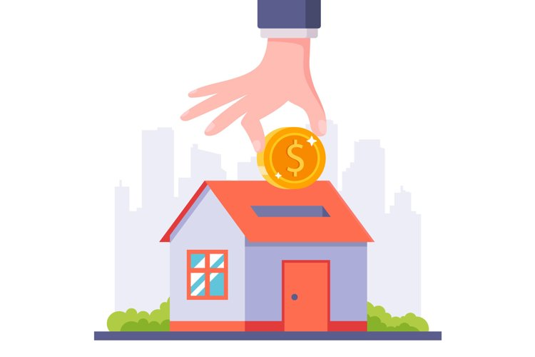 take a mortgage on your own home example image 1