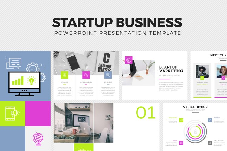 Startup Business Template