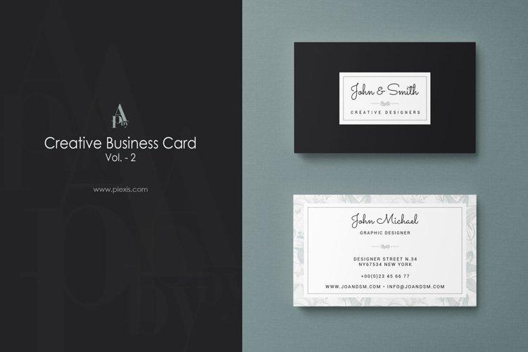 Creative Business Card Vol.2