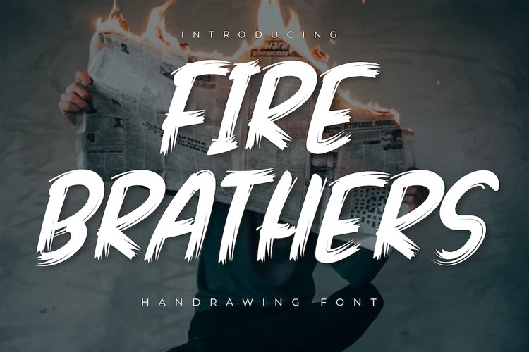 Fire Brathers example image 1