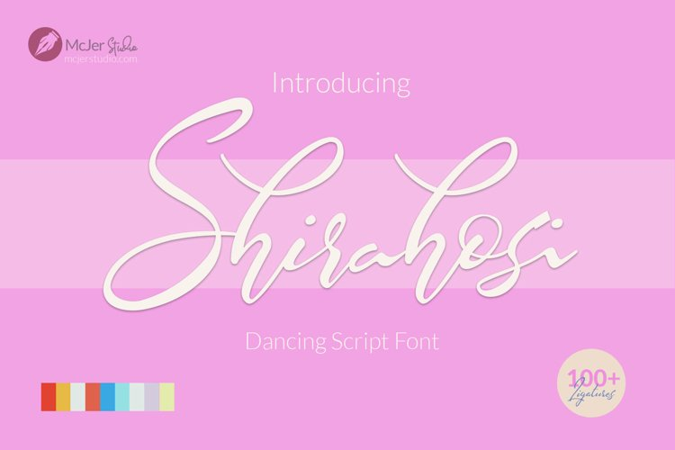 Shirahosi example image 1