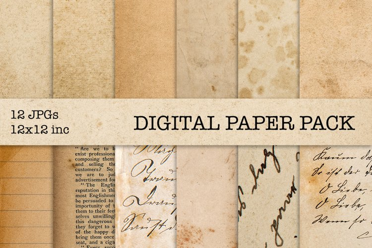 Digital paper texture background for crafting