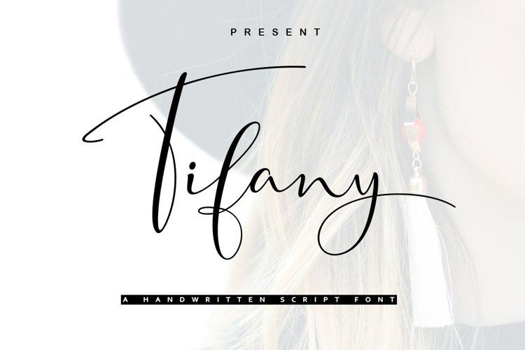 Tifany example image 1