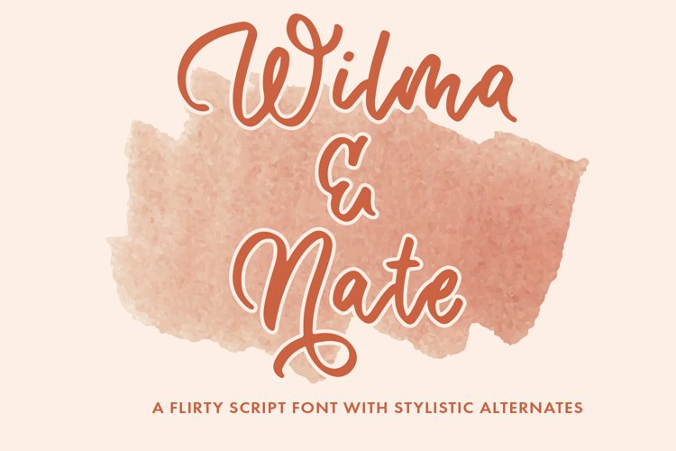 Wilma & Nate example image 1