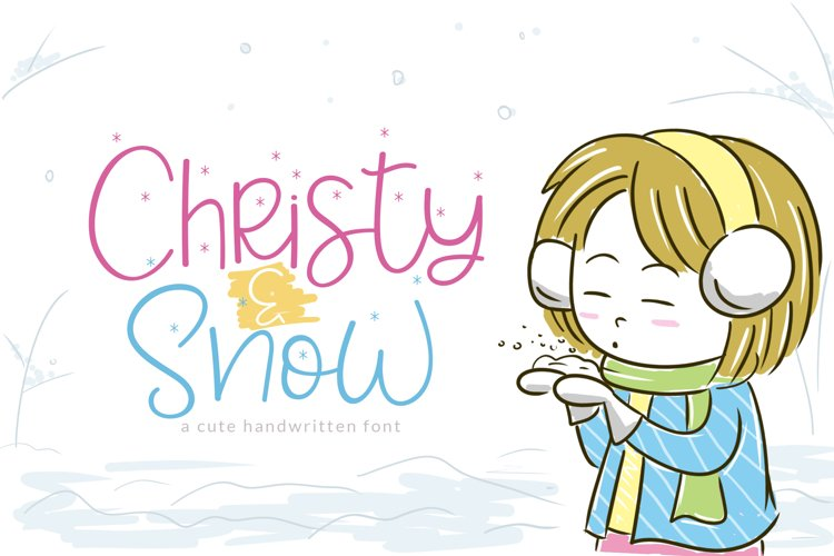 Christy & Snow example image 1