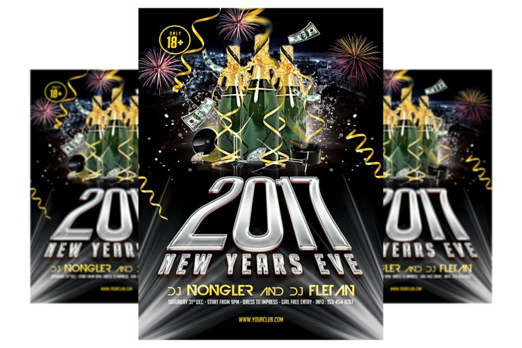 New Year Eve example image 1