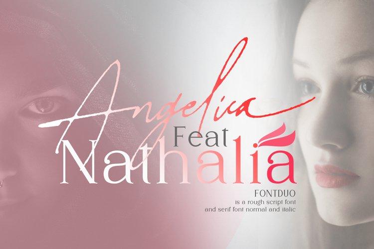 Angelica Feat Nathalia example image 1