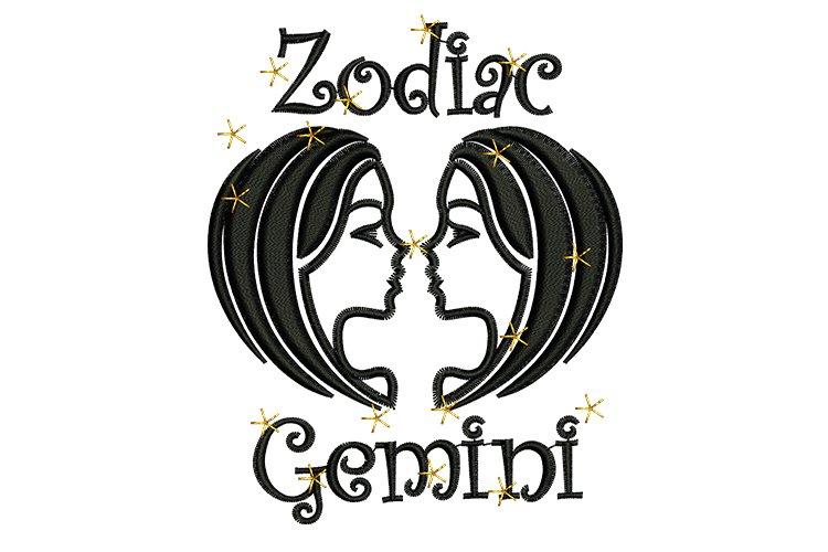 Gemini machine embroidery designs
