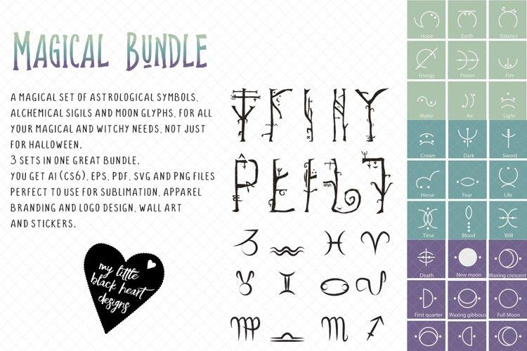 Magical Bundle example image 1