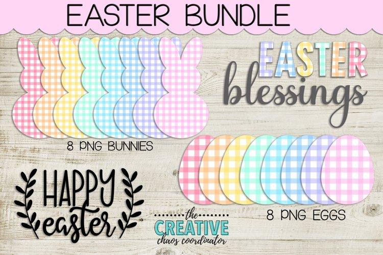 Easter Bundle - 18 Designs