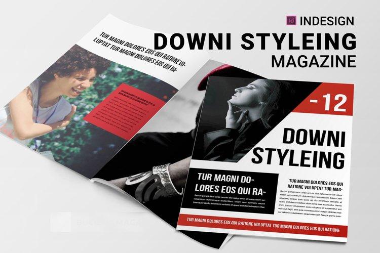 Downi | Magazine example image 1