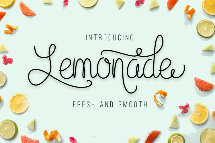 Lemonade example image 1