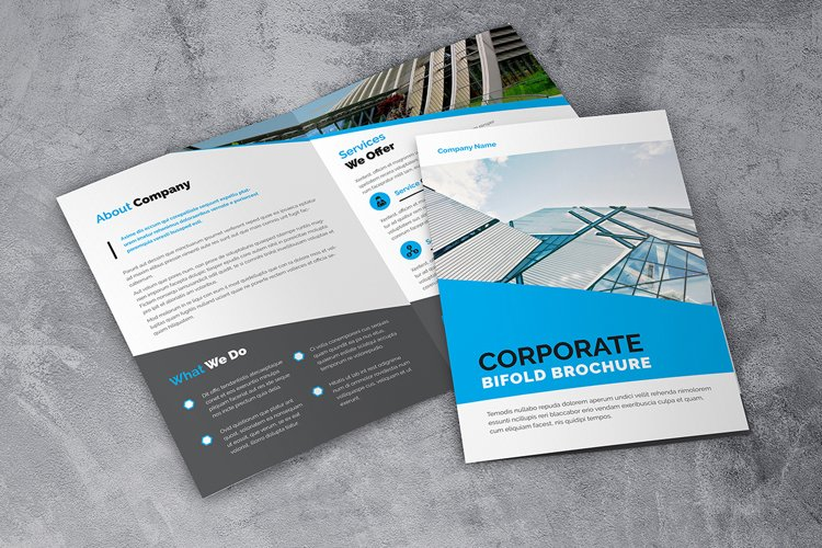 Corporate Bifold example image 1