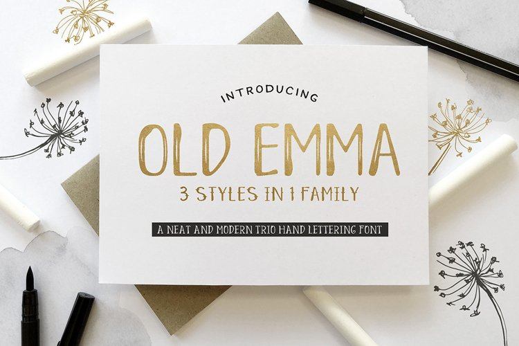 Old Emma example image 1