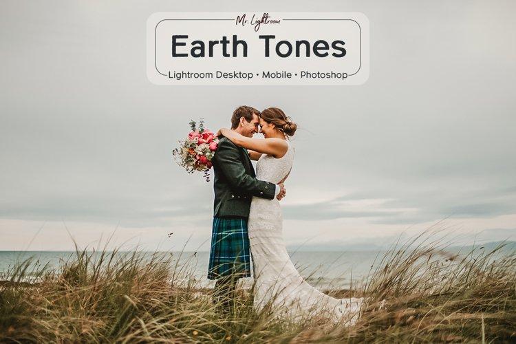 Earth Tones Lightroom Mobile and Desktop Presets example image 1