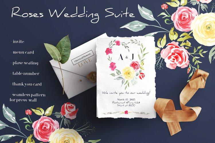 Roses Wedding Suite
