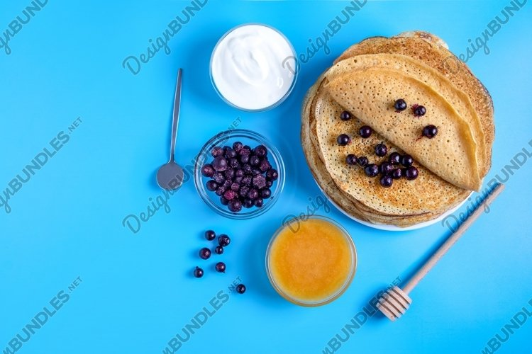 Blini - Russian national food example image 1
