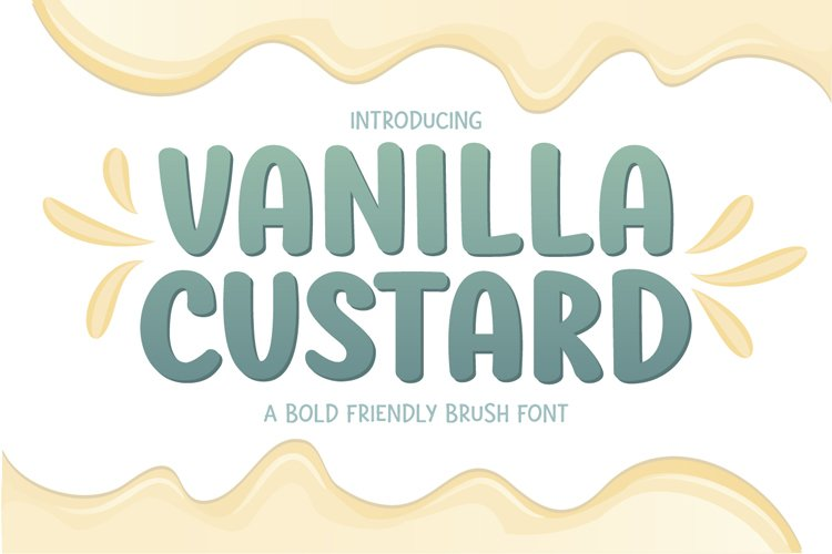 Vanilla Custard example image 1