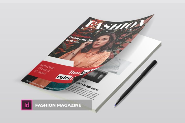 Fashion | Magazine example image 1
