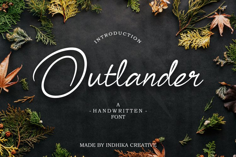 Outlander example image 1