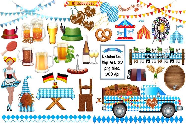Download Oktoberfest Clip Art 312043 Illustrations Design Bundles