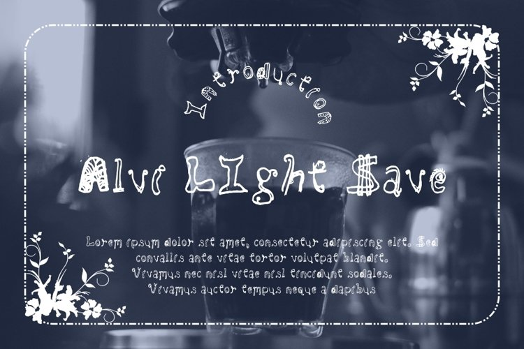 Alvi LIght Save example image 1