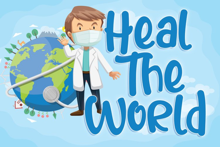 Heal The World example image 1