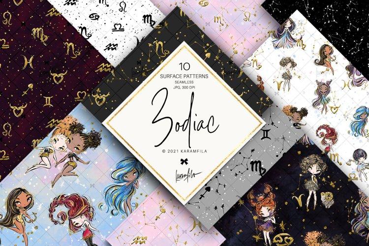 Zodiac Patterns