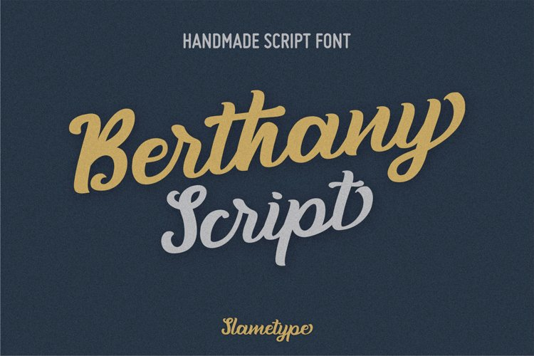 Berthany Script