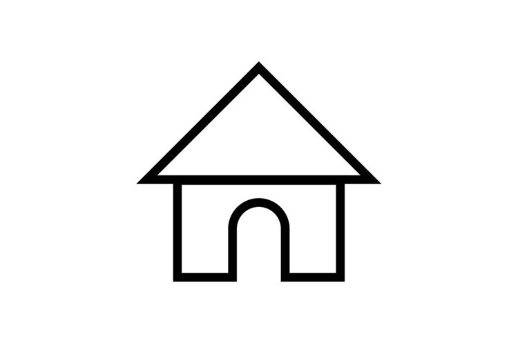 house home symbol example image 1