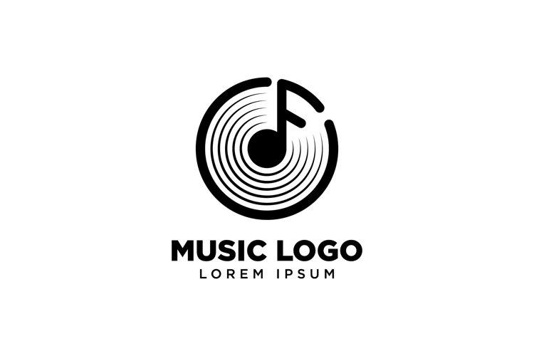 Creative Music Logo example image 1