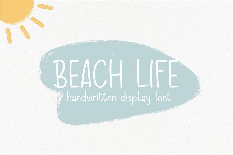 Beach Life example image 1