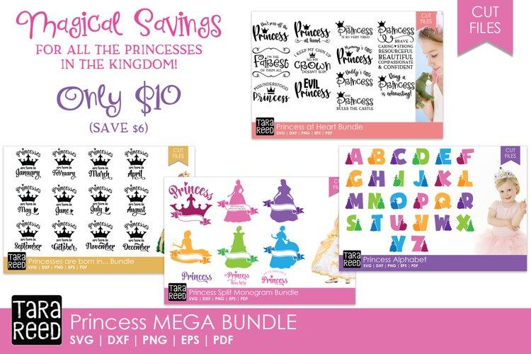 Princess MEGA Bundle