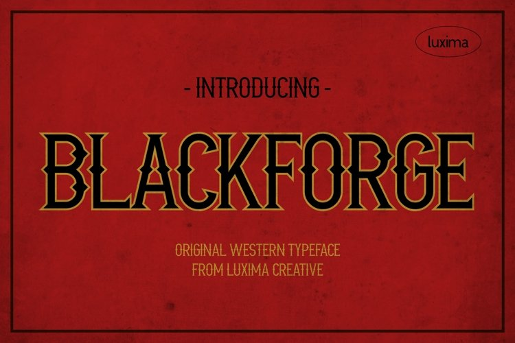 Blackforge example image 1