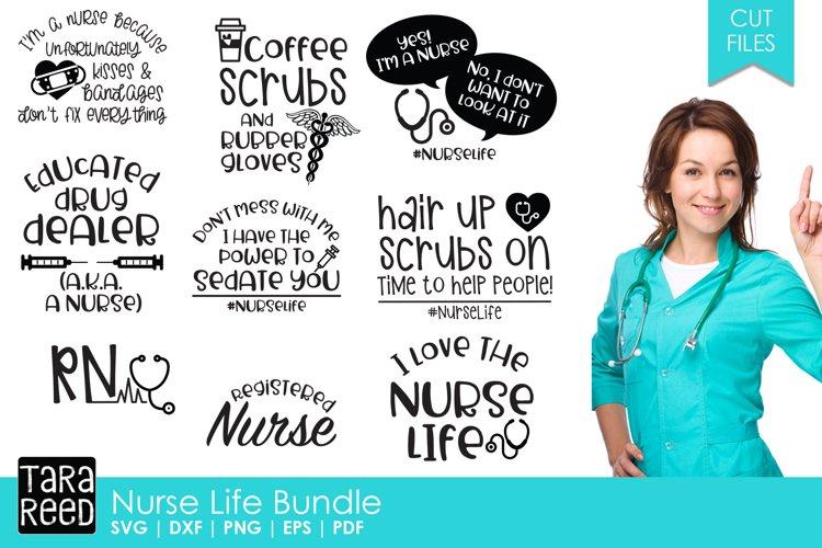 Nurse Life Bundle example image 1